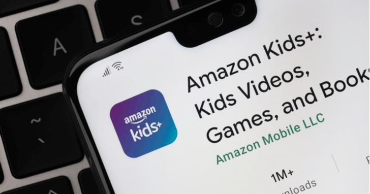 Amazon Kids+の特徴