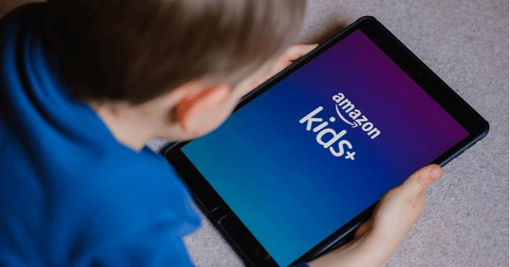 Amazon Kids+とは